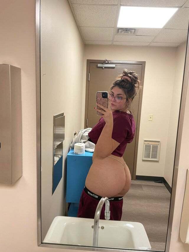 Sexy Gordita enfermera, fotos enfermeras hot, sexys, calientes