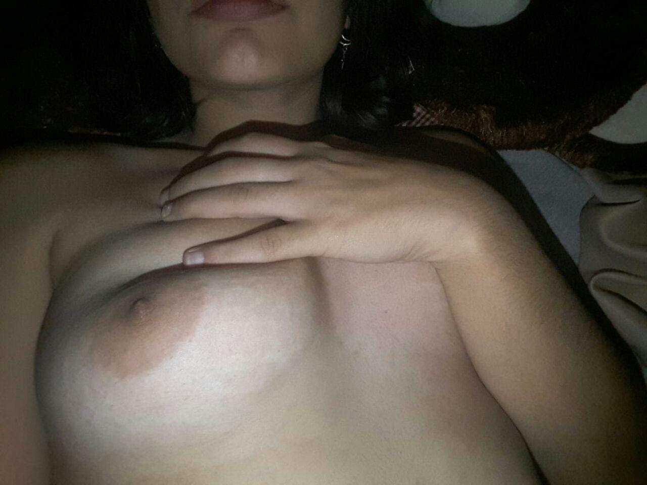 novia desnuda
